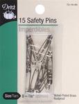 Size 0 14/Pkg - Safety Pins