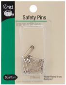 Size 1 14/Pkg - Safety Pins