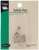 Safety Pins - Size 2 10/Pkg