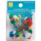 Flower Head Pins - Size 32