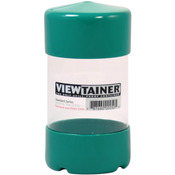 "Green - Viewtainer Storage Container 2.75""X5"""