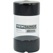 "Black - Viewtainer Storage Container 2.75""X5"""