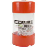 "Orange - Viewtainer Storage Container 2.75""X5"""
