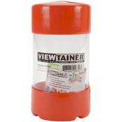 "Orange - Viewtainer Storage Container 2.75""X5"""