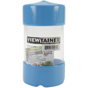 "Sky Blue - Viewtainer Storage Container 2.75""X5"""