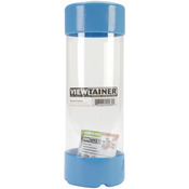 """Sky Blue - Viewtainer Storage Container 2.75""""X8"""""""