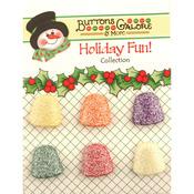 Gumdrops - Holiday Fun Buttons