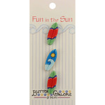 Surfboards - Fun In The Sun Buttons