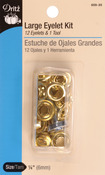 Brass - Eyelet Kit
