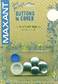 """Size 24 5/8"""" 5/Pkg - Cover Button Kit"""