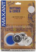 """Size 45 1-1/8"""" 3/Pkg - Cover Button Kit"""