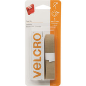 "Beige - VELCRO(R) Brand Sew-On Tape 3/4""X30"""