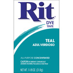 Teal - Rit Dye Powder