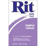Purple - Rit Dye Powder