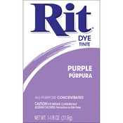 Purple - Rit Dye Powder