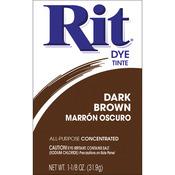 Dark Brown - Rit Dye Powder