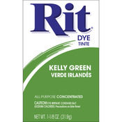 Kelly Green - Rit Dye Powder