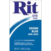 Denim Blue - Rit Dye Powder