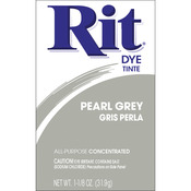 Pearl Gray - Rit Dye Powder