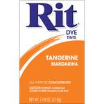 Tangerine - Rit Dye Powder
