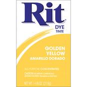 Golden Yellow - Rit Dye Powder