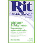 Whitener & Brightener 1oz - Rit Dye Powder