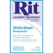 White Wash 1.875oz - Rit Dye Powder