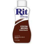 Cocoa Brown - Rit Dye Liquid 8oz