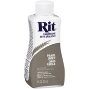 Pearl Gray - Rit Dye Liquid 8oz