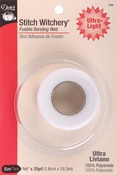 ".625""X20yd - Stitch Witchery Fusible Bonding Web Ultra-Light"