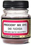 Fuchsia - Jacquard Procion MX Dye .33oz