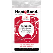"17""X12"" - Heat'n Bond Ultra Hold Iron-On Adhesive"