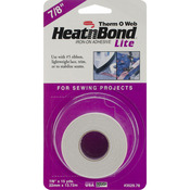 ".875""X15yd - Heat'n Bond Lite Iron-on Adhesive"