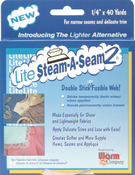 "Lite Steam - A - Seam 2 Double Stick Fusible Web-.25""X40yd"