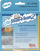 "Lite Steam - A - Seam 2 Double Stick Fusible Web-.5""X20yd"