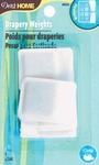 "Drapery Weights 1"" 4/Pkg-"