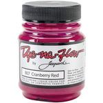 Cranberry - Jacquard Dye-Na-Flow Liquid Color 2.25oz