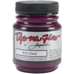 Claret - Jacquard Dye-Na-Flow Liquid Color 2.25oz