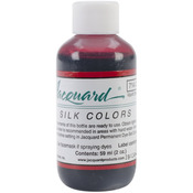Carmine Red - Jacquard Silk Colors 2oz