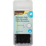 "Bronze - Upholstery Decorative Nails 7/16"" 24/Pkg"