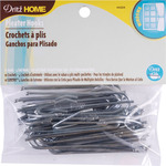 Ceiling Pleater Hooks 10/Pkg (4 Ends)-