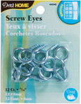 "Screw Eyes 5/16"" 12/Pkg-"