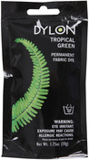 Tropical Green - Dylon Permanent Fabric Dye 1.75oz