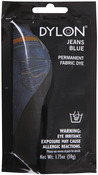 Jeans Blue - Dylon Permanent Fabric Dye 1.75oz