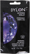 Intense Violet - Dylon Permanent Fabric Dye 1.75oz