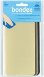 """Multicolor - Bondex Nylon Repair Fabric 3""""X7"""" 4/Pkg"""