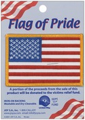 Flag Of Pride - Iron-On Applique