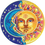 Moon & Sun - C&D Visionary Patch