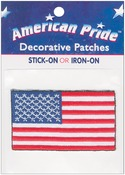 Large American Flag - American Pride Decorative Patches
