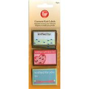 Knit 9/Pkg - Boye Garment Labels